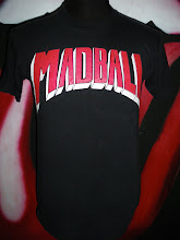 Vtg Madball Band Shirt