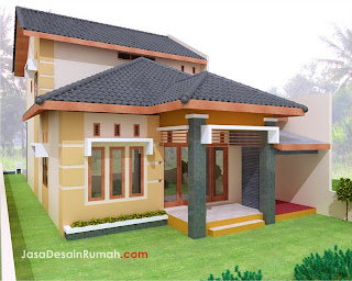 desain rumah minimalis: desain rumah megah menawan