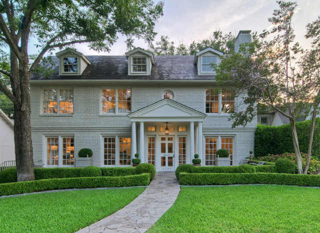 Boxwood Terrace A Dallas Designer 39 S Home For Sale
