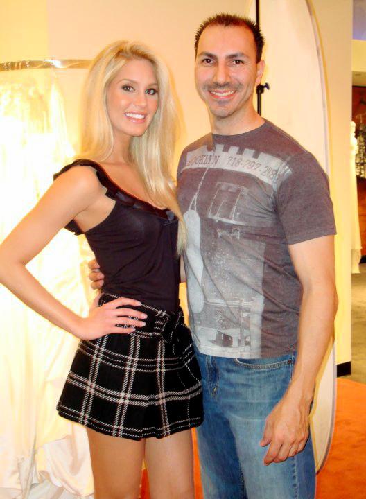 I spent an hour with Nicole O'Brian, Miss Texas Teen USA 2000, ...