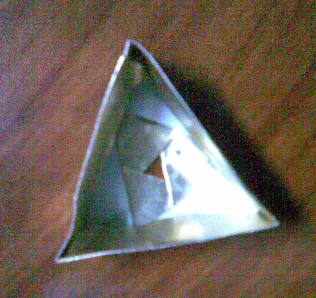 reuse,recycle, Paper Folding,triangle box lid,how to fold origami box lid,cute box lid
