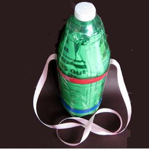ทำกระติกน้ำเย็นใช้เอง ไอเดียของใช้แล้ว ขวดพลาสติก รีไซเคิล ของเหลือใช้    から容易に安いクールボトルを作るためにどのようにDIY ペットボトルの再利用は、アイデア安いリユース古いプラスチックのボトルをrecraft    ้how to make cool from plastic bottle
