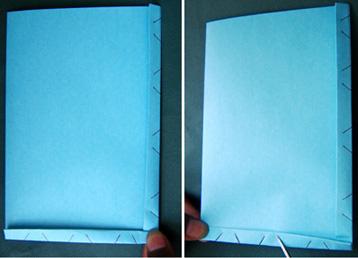 รีไซเคิล กระดาษใช้แล้ว พับถุง ทำซอง  recycle paper