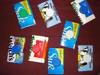 วิธีทำกระเป๋า กระเป๋ากล่องนม วิธีสาน วิธีทำ กระเป๋า กล่องนม ของใช้แล้ว ลดขยะ รีไซเคิล วัสดุเหลือใช้ ไอเดีย