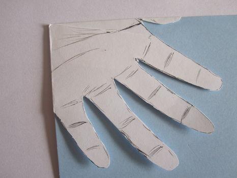 วิธีทำ ที่คั่นหนังสือ ซอง ซองจดหมาย ซองกระดาษ ซองใช้แล้ว ลดขยะ รีไซเคิล วัสดุเหลือใช้ ไอเดีย howto diy ลดโลกร้อน โลกสีเขียว โครงงาน กระดาษ กระดาษใช้แล้ว recycle reuse