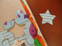 วิธีทำ จิ๊กซอว์ ตัวต่อภาพ jigsaw เด็กเล่น กล่องกระดาษ กล่องซีเรียล กล่องอาหารเช้า บรรจุภัณฑ์ ของใช้แล้ว ลดขยะ รีไซเคิล วัสดุเหลือใช้ ไอเดีย how to diy ลดโลกร้อน ของเล่น ทำของเล่น โลกสีเขียว โครงงาน กระดาษ กระดาษใช้แล้ว recycle reuse