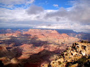 The Christmas Gift: Storm Passes in Grand Canyon