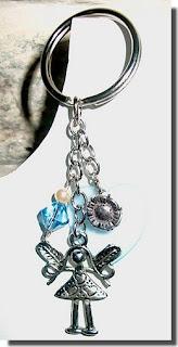 porta-chaves+fada+azul