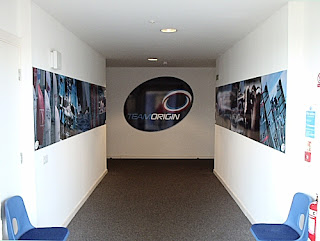 TeamOrigin's Foyer
