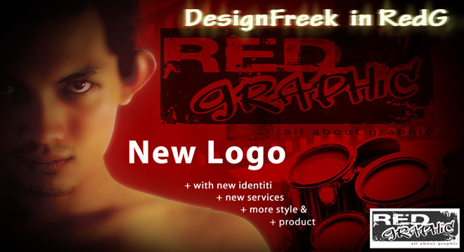 DesignFreek  in RedG