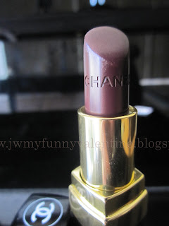 Chanel Rouge Coco rouge noir product photos and review