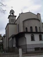 St. Florian church in Żywiec-Zabłocie, Polska