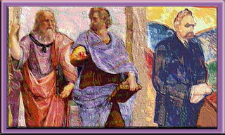 Aristotle, Plato, and Nietzsche