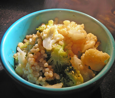 Recipes by Rachel Rappaport: Israeli Couscous with ...