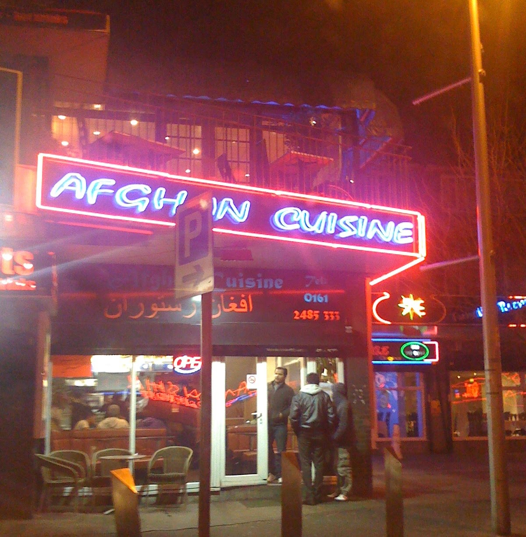 U naver for Afghan cuisine manchester