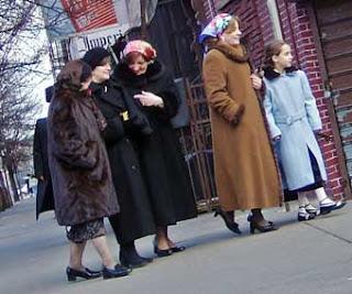 Vestidos para mujeres judias