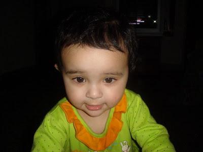 Pari at 11 months