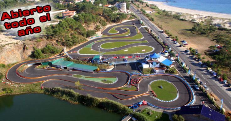 Circuito Galicia : Circuito de karts en sanxenxo despedidasvigo