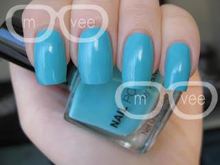 h and m nail polish