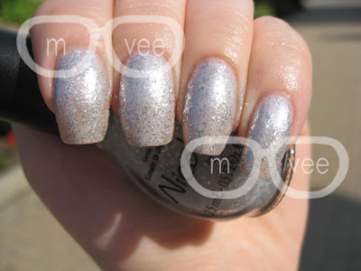 Scandel...Secrets & Sparkle nicole by opi