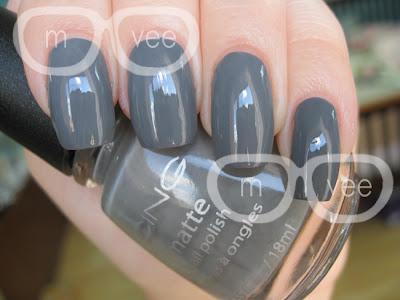 Icing Gargoyle nail polish