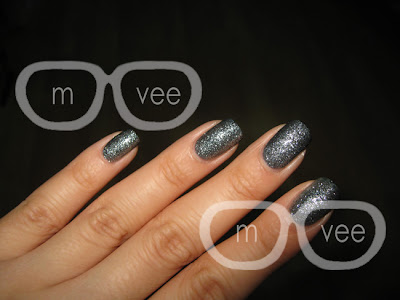pIcture pOlish heavy metal swatch