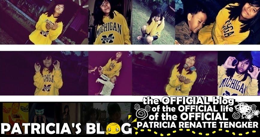 Patricia's Blog