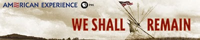 question sheet for we shall remain episode The phrase we shall remain is drawn from tecumseh's speech and has a special meaning for native americans after the film has been shown, have a class discussion or give the class a writing assignment based on discussion question/writing prompt #1 below.