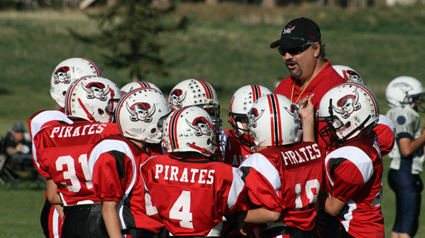 Coaching Youth Football Tips @ Coach Parker Youth Football Coaching Tips
