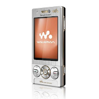 W705 ponsel walkman java
