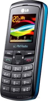 LG GB106 Wireless FM