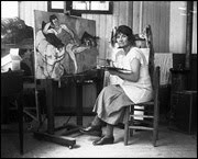 Suzanne Valadon