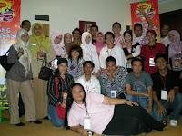 Kenangan bersama 30 peserta Maggi Mencari Bintang