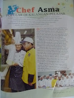 MAJALAH RASA OGOS 2006