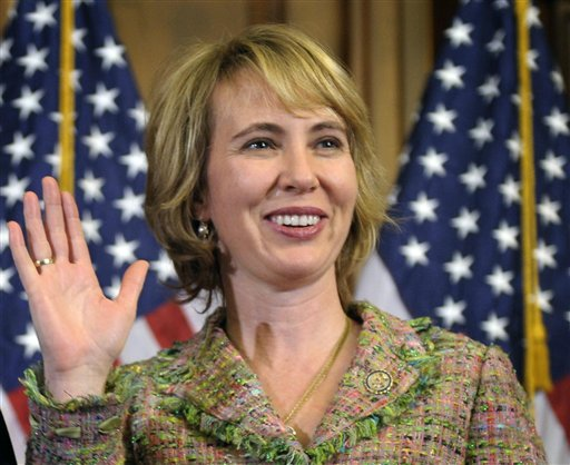 gabrielle giffords recovery update. Gabrielle Giffords provided an