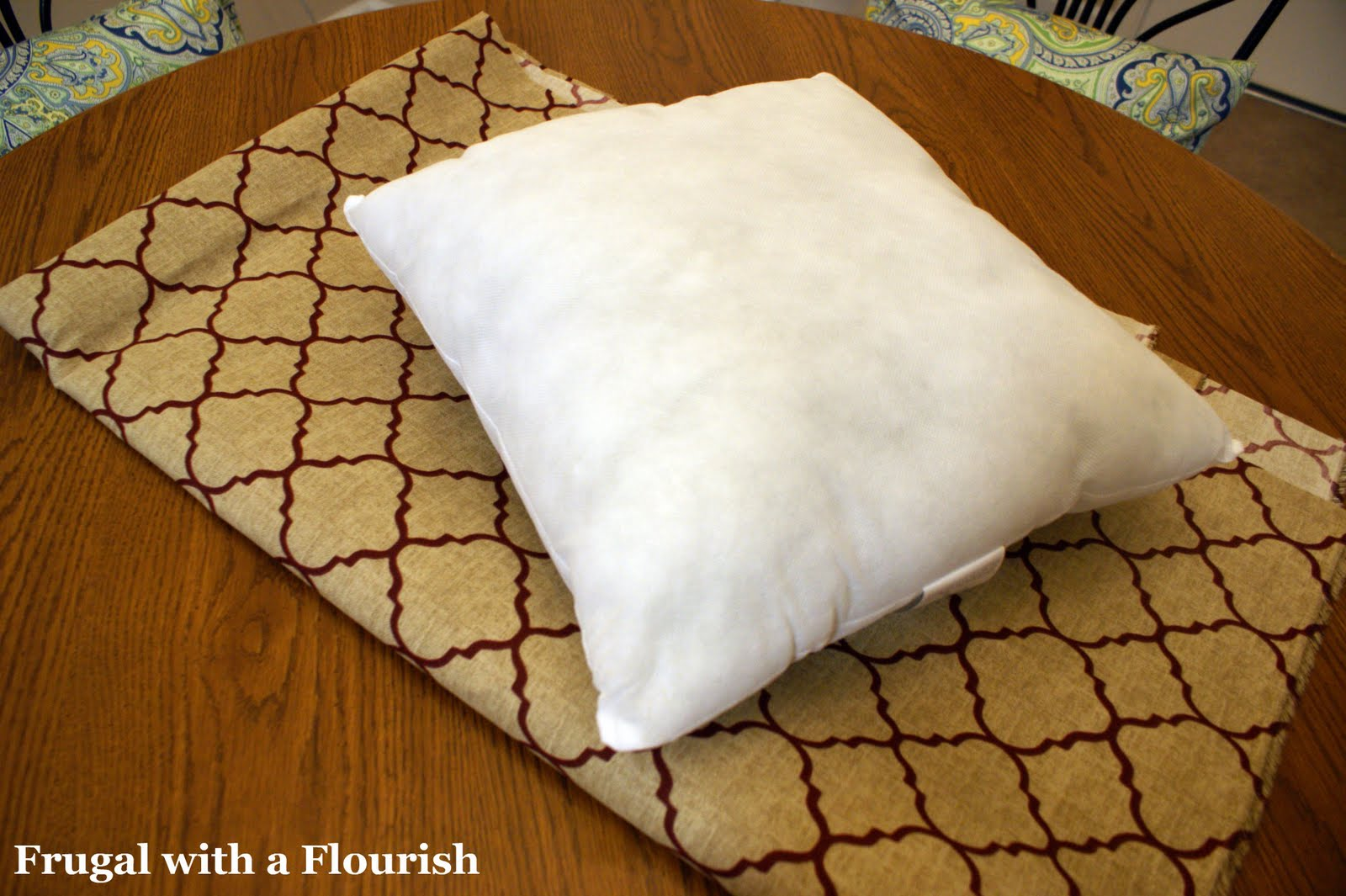 how to clean down pillows