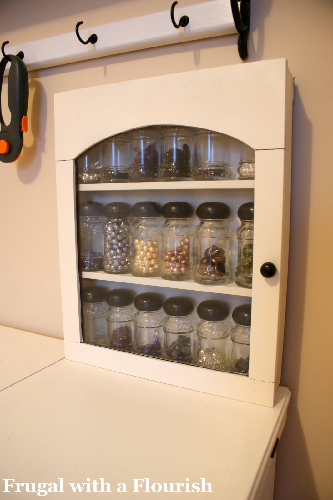 Bead Craft Storage Units