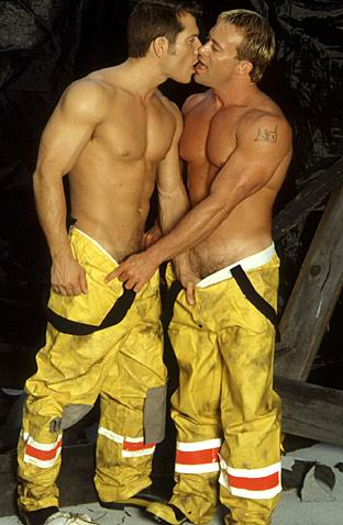 nude firefighters gay