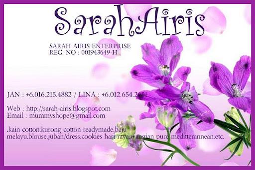 SarahAiris Cotton