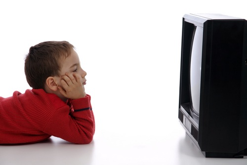 Influence of tv commercials on children