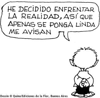 mafalda enfrentar realidad Los Autos Fantasticos + info