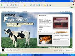 WEB OFICIAL CARNICERIA FULGENCIO