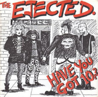 the ejected