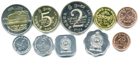 Heritage Tours In Sri Lanka Sri Lankan Rupees And Coins