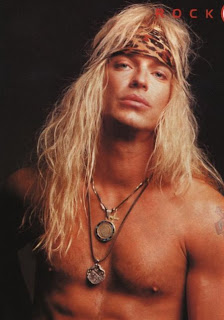 bret micheals, poison, band, tony awards