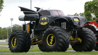 Batman Kamyonu 3 Oyunu
