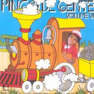 Patr�cia - Pingo de Gente vol. VI
