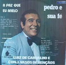 Luiz de Carvalho e Conj. Vasos de bençãos