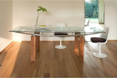 Cm Glass Dining Table