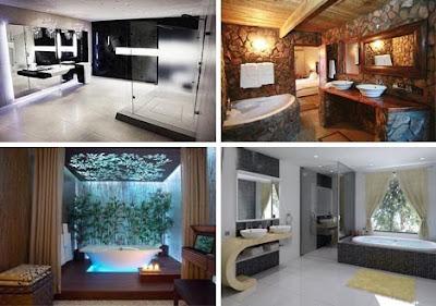 4udecor design de interiores projectamos a sua casa de banho wc - Decorative stone for bathrooms seven design inspiring ideas ...